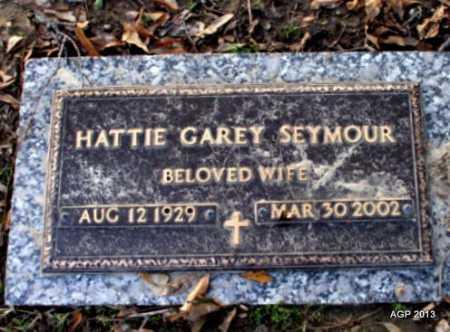 SEYMOUR, HATTIE - Mississippi County, Arkansas | HATTIE SEYMOUR - Arkansas Gravestone Photos