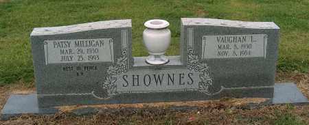 SHOWNES, VAUGHAN L - Mississippi County, Arkansas | VAUGHAN L SHOWNES - Arkansas Gravestone Photos