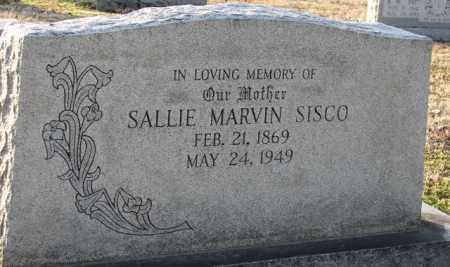 SISCO, SALLIE - Mississippi County, Arkansas   SALLIE SISCO - Arkansas Gravestone Photos