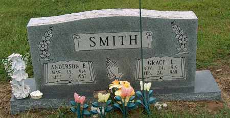 SMITH, ANDERSON E - Mississippi County, Arkansas | ANDERSON E SMITH - Arkansas Gravestone Photos