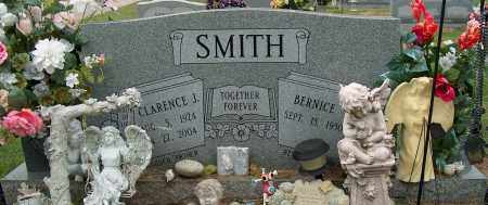 SMITH, CLARENCE J - Mississippi County, Arkansas | CLARENCE J SMITH - Arkansas Gravestone Photos