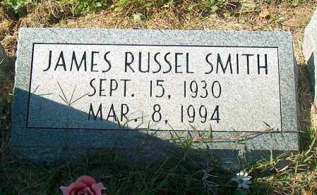 SMITH, JAMES RUSSEL - Mississippi County, Arkansas | JAMES RUSSEL SMITH - Arkansas Gravestone Photos