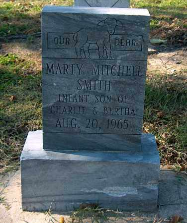 SMITH, MARTY MITCHELL - Mississippi County, Arkansas   MARTY MITCHELL SMITH - Arkansas Gravestone Photos