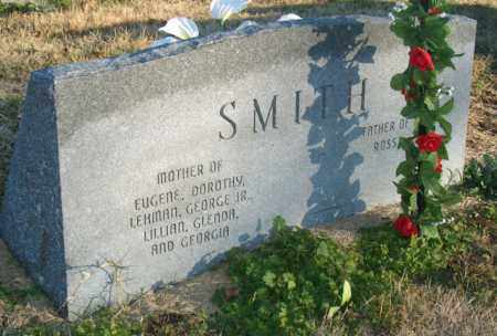 ENGLISH SMITH, HELEN - Mississippi County, Arkansas | HELEN ENGLISH SMITH - Arkansas Gravestone Photos