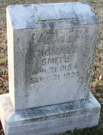 SMITH, THOMAS B. - Mississippi County, Arkansas | THOMAS B. SMITH - Arkansas Gravestone Photos