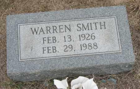 SMITH, WARREN - Mississippi County, Arkansas   WARREN SMITH - Arkansas Gravestone Photos