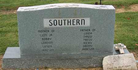 SOUTHERN, REV, C.E. - Mississippi County, Arkansas   C.E. SOUTHERN, REV - Arkansas Gravestone Photos