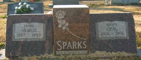 SPARKS, ARMOR - Mississippi County, Arkansas | ARMOR SPARKS - Arkansas Gravestone Photos