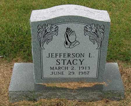 STACY, JEFFERSON L - Mississippi County, Arkansas | JEFFERSON L STACY - Arkansas Gravestone Photos