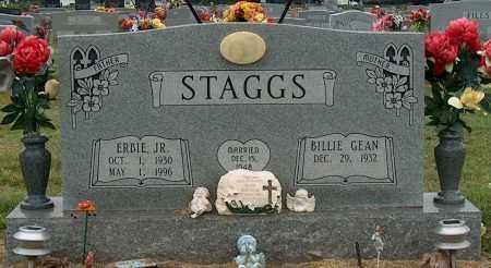 STAGGS, JR, ERBIE - Mississippi County, Arkansas   ERBIE STAGGS, JR - Arkansas Gravestone Photos