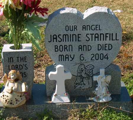 STANDFILL, JASMINE - Mississippi County, Arkansas   JASMINE STANDFILL - Arkansas Gravestone Photos