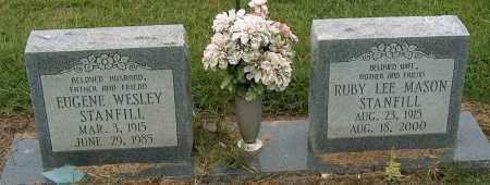 MASON STANFILL, RUBY LEE - Mississippi County, Arkansas | RUBY LEE MASON STANFILL - Arkansas Gravestone Photos