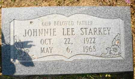 STARKEY, JOHNNIE LEE - Mississippi County, Arkansas | JOHNNIE LEE STARKEY - Arkansas Gravestone Photos