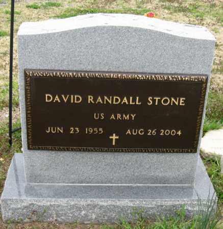 STONE (VETERAN), DAVID RANDALL - Mississippi County, Arkansas | DAVID RANDALL STONE (VETERAN) - Arkansas Gravestone Photos