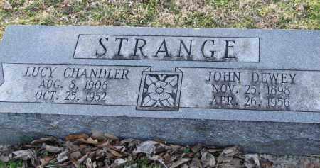 STRANGE, LUCY - Mississippi County, Arkansas | LUCY STRANGE - Arkansas Gravestone Photos