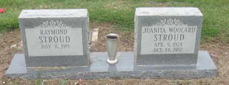 WOOLARD STROUD, JUANITA - Mississippi County, Arkansas | JUANITA WOOLARD STROUD - Arkansas Gravestone Photos
