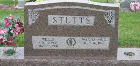 STUTTS, WILLIS - Mississippi County, Arkansas | WILLIS STUTTS - Arkansas Gravestone Photos