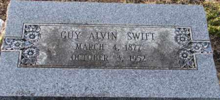 SWIFT, GUY ALVIN - Mississippi County, Arkansas | GUY ALVIN SWIFT - Arkansas Gravestone Photos