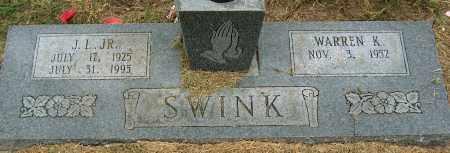 SWINK, JR, J.L. - Mississippi County, Arkansas | J.L. SWINK, JR - Arkansas Gravestone Photos