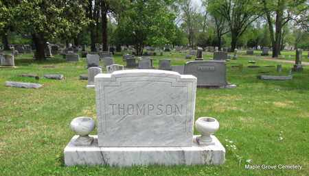THOMPSON FAMILY STONE,  - Mississippi County, Arkansas |  THOMPSON FAMILY STONE - Arkansas Gravestone Photos