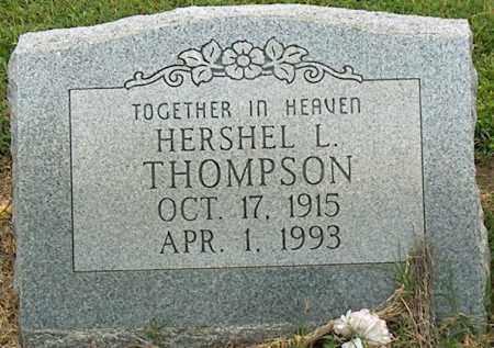 THOMPSON, HERSHEL L - Mississippi County, Arkansas   HERSHEL L THOMPSON - Arkansas Gravestone Photos