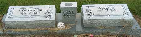 THOMPSON, JR, HERSHEL LONNIE - Mississippi County, Arkansas | HERSHEL LONNIE THOMPSON, JR - Arkansas Gravestone Photos