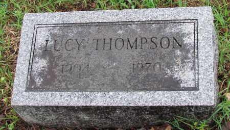 THOMPSON, LUCY - Mississippi County, Arkansas | LUCY THOMPSON - Arkansas Gravestone Photos