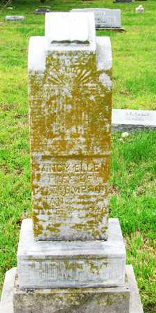 THOMPSON, NANCY ELLEN - Mississippi County, Arkansas   NANCY ELLEN THOMPSON - Arkansas Gravestone Photos