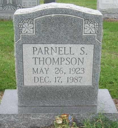 THOMPSON, PARNELL S - Mississippi County, Arkansas   PARNELL S THOMPSON - Arkansas Gravestone Photos
