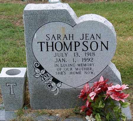 THOMPSON, SARAH JEAN - Mississippi County, Arkansas | SARAH JEAN THOMPSON - Arkansas Gravestone Photos