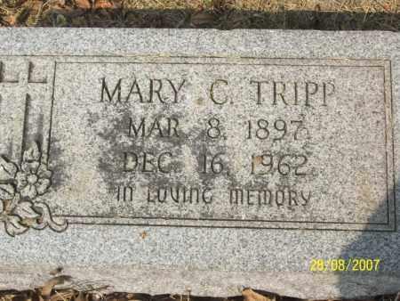 TRIPP, MARY C. - Mississippi County, Arkansas | MARY C. TRIPP - Arkansas Gravestone Photos