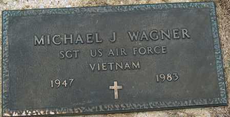 WAGNER (VETERAN VIET), MICHAEL J - Mississippi County, Arkansas | MICHAEL J WAGNER (VETERAN VIET) - Arkansas Gravestone Photos