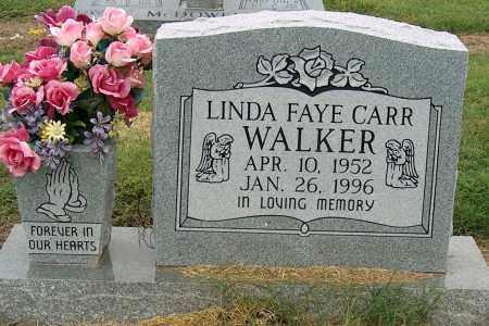CARR WALKER, LINDA FAYE - Mississippi County, Arkansas | LINDA FAYE CARR WALKER - Arkansas Gravestone Photos