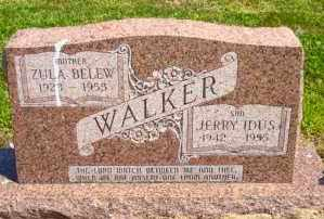 WALKER, JERRY IDUS - Mississippi County, Arkansas | JERRY IDUS WALKER - Arkansas Gravestone Photos