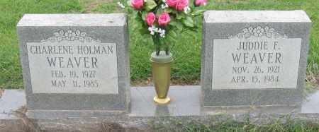 HOLMAN WEAVER, CHARLENE - Mississippi County, Arkansas   CHARLENE HOLMAN WEAVER - Arkansas Gravestone Photos