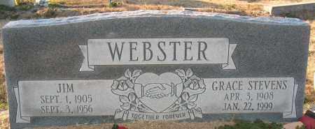 WEBSTER, GRACE - Mississippi County, Arkansas | GRACE WEBSTER - Arkansas Gravestone Photos