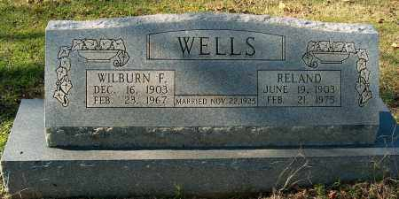 WELLS, WILBURN F - Mississippi County, Arkansas   WILBURN F WELLS - Arkansas Gravestone Photos