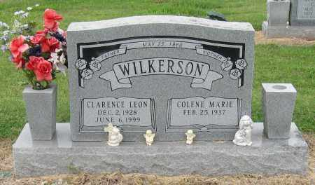 WILKERSON, CLARENCE LEON - Mississippi County, Arkansas | CLARENCE LEON WILKERSON - Arkansas Gravestone Photos