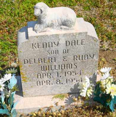 WILLIAMS, KENNY DALE - Mississippi County, Arkansas | KENNY DALE WILLIAMS - Arkansas Gravestone Photos