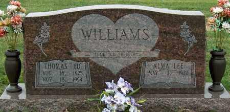 WILLIAMS, THOMAS - Mississippi County, Arkansas | THOMAS WILLIAMS - Arkansas Gravestone Photos