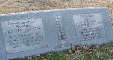 WOODARD, EUGENE BRADSHAW - Mississippi County, Arkansas | EUGENE BRADSHAW WOODARD - Arkansas Gravestone Photos