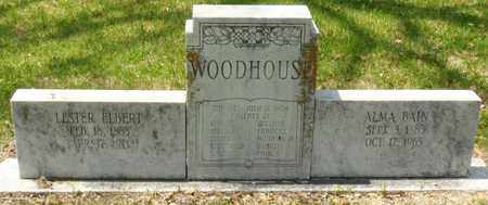 WOODHOUSE, LESTER ELBERT - Mississippi County, Arkansas | LESTER ELBERT WOODHOUSE - Arkansas Gravestone Photos