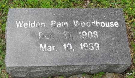 WOODHOUSE, WELDON BAIN - Mississippi County, Arkansas | WELDON BAIN WOODHOUSE - Arkansas Gravestone Photos