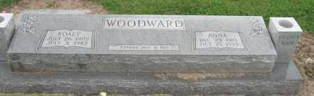 WOODWARD, ROAEY - Mississippi County, Arkansas | ROAEY WOODWARD - Arkansas Gravestone Photos
