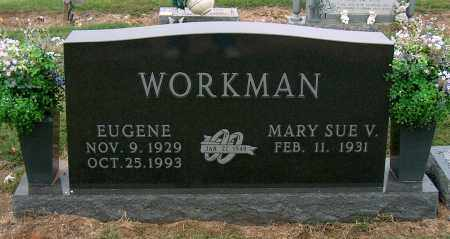 WORKMAN, EUGENE - Mississippi County, Arkansas | EUGENE WORKMAN - Arkansas Gravestone Photos