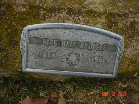 BRIDGES, BELL - Monroe County, Arkansas | BELL BRIDGES - Arkansas Gravestone Photos