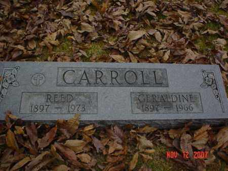 CARROLL, REED - Monroe County, Arkansas | REED CARROLL - Arkansas Gravestone Photos