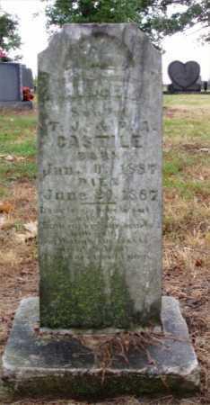 CASTILE, ALMER - Monroe County, Arkansas   ALMER CASTILE - Arkansas Gravestone Photos