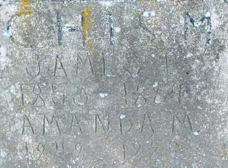 CHISM, AMANDA M - Monroe County, Arkansas | AMANDA M CHISM - Arkansas Gravestone Photos