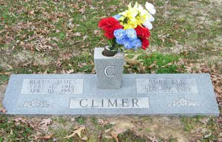 CLIMER, RUBY LEE - Monroe County, Arkansas | RUBY LEE CLIMER - Arkansas Gravestone Photos